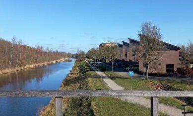 woonwijk in Assen