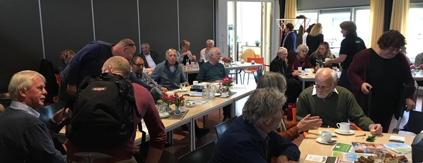 startbijeenkomst Netwerk Zorginitiatieven Drenthe